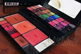 elf studio makeup clutch palette ด านบนเป นอายแชโดว 32