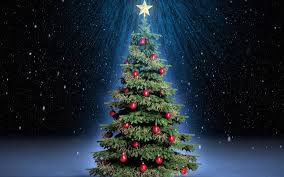 christmas tree wallpapers. Christmas Tree Wallpapers Free Wallpaper Cave Throughout Pinterest