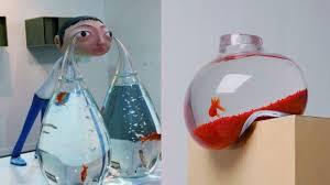 Decorative Fish Bowls Fish Bowl Decoration Ideas Aytsaid Amazing Home Ideas 41