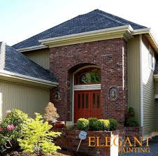 Small Picture Exterior Paint colors that go with red brick