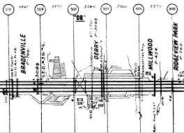 Prr Track Charts Hidden Trackside Treasures Of Southwestern Pa The Search