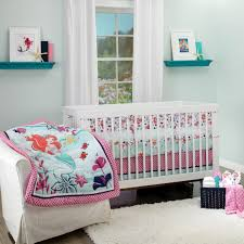 little mermaid bedding set beautiful crib bed sheets baby do toddler fit bath and beyond mini