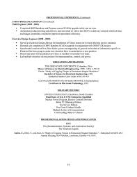 Electrical Engineer Resume Sample Engineer Resume 59