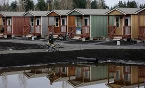 tiny houses for homeless. More Tiny Homes For The Homeless: Now In Pacific Northwest (Washington State) Houses Homeless T