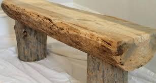 log furniture ideas. Log Bench Ideas More Pine Logs Furniture Homes Wood