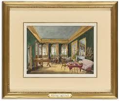 Fanny Holdens room, Passy, near Paris by Fanny Holden on artnet