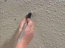 plaster ceiling repair brick wall kit how to fix s in before painting bat leak