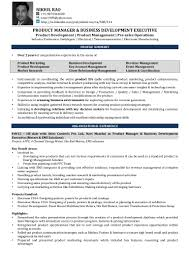 Product Management Resume Nikhil Rao Resume Product Management 17