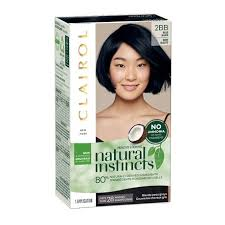 Natural Instincts Creme Color Chart Clairol Natural Instincts Semi Permanent Hair Color Blue