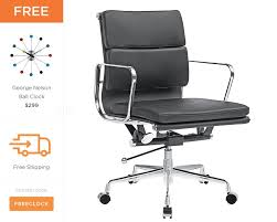 eames office chair replica. Eames Office Chair Replica Soft Pad Management Style 1 F
