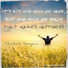 Happiness Christian Quotes