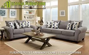 Set Sofa Tamu Mewah Minimalis Terbaru Gambar Kursi Tamu Jati