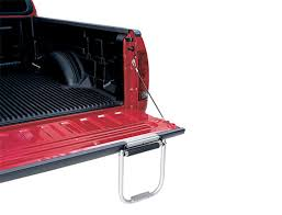 Tailgate Step: Bed Hopper – Top Line Manufacturing