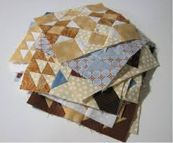 How to Cut Fabric for Quilting: Rotary Cutting 101 & Stack of Quilt Blocks Adamdwight.com