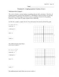 quadratic functions in vertex form worksheet switchconf