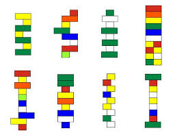Lego Patterns Stunning Lego Kit Cards Free Printables Kids Build Lego To Match The