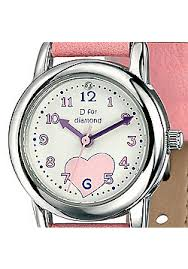 buy children s watches from our kids jewellery watches range d for diamond s pink watch