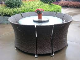 garden furniture covers round classic accessories ravenna round patio table chair