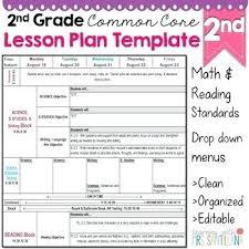 Sample Common Core Lesson Plan Fascinating 48nd Grade Reading Lesson Plans Free Eltapabocasco