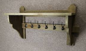 Hanging A Coat Rack Reclaimed Hanging Coat Rack A Useful Coat Rack With 100 Hooks And 2