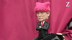 Protest Mit Pussy Hats f r Frauenrechte ZEIT ONLINE