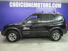 All Chevy 2001 chevy tracker mpg : 2001 Used Chevrolet Tracker 4 Door 4x4 ZR2 Good Tires Automatic at ...