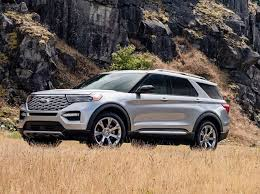 2020 Ford Explorer Color Chart 2020 Ford Explorer Review Pricing And Specs