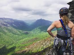 trad climbing heaven