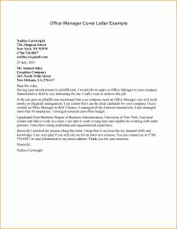 Cool Design Ideas Cover Letter For Office Manager 14 14 Cover