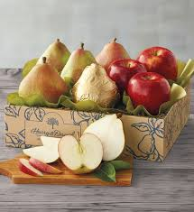 pears and apples gift fruit gift