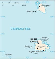 antigua and barbuda wikipedia Antigua Airport Map a map of antigua and barbuda antigua airport terminal map