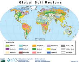 World Climate Zone Chart Global Soil Regions Map Nrcs Soils