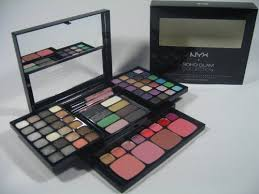 nyx makeup set soho glam collection s116 best s
