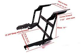 diy coffee table diy table lift