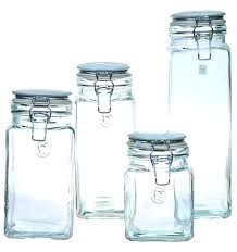 glass storage containers kitchen inspiration for home design ideas with decorating food locking cookie jar sink