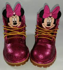 Custom Design Timberland Boots Kids Glitter Timberland Boots Custom Timberlands Kids