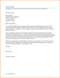 Free Sample Of Cover Letter For Job Application Job Application
