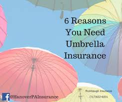 why do you need personal umbrella insurance