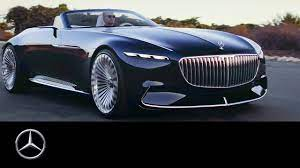 In our review, mercedes vision maybach 6 convertible. Vision Mercedes Maybach 6 Cabriolet Revelation Of Luxury Trailer Youtube