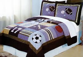 Sports bedding all state twin or full quilt sets with shams for boys & Sports bedding all state quilt set with optional sports sheet set and  valance Adamdwight.com