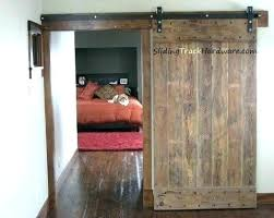 indoor barn doors interior door home ideas double sliding for homes hardware depot