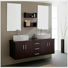 Small bathroom vessel sinks New Design Bathroom Attractive Small Bathroom Design And Decoration Using Mount Wall Cherry Wood Small Bathroom Vanity Sinks Including Oval White Ceramic Bathroom Vessel Sinks Myriadlitcom Bathroom Attractive Small Bathroom Design And Decoration Using