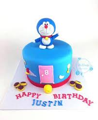 Cake Design For Kids Doremon
