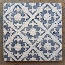 Morrocan Pattern Stunning Hand Made Moroccan Pattern Design Concrete Tile Casablanca