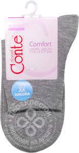 Купить <b>Носки женские Conte Elegant</b> Comfort Ангора р.38-39 в ...