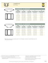 View Size Chart Pella Com