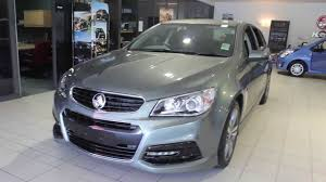 2014 Holden VF Commodore SS Wagon Review - YouTube