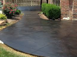 modern cost of stained concrete patio 9