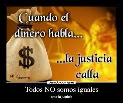 Resultado de imagen para la injusta justicia