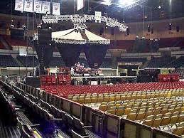 Pechanga Casino Concert Seating Chart Seat Viewer Pechanga Arena San Diego